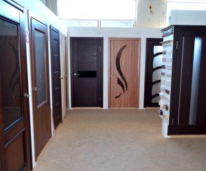 Выставка межкомнатных дверей