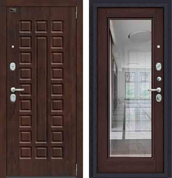 Двери входные Porta S 51. П61 Almon 28/Wenge Veralinga