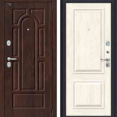 Двери входные Porta S 55. K12 Almon 28/Nordic Oak